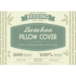 Bamboo Pillow Case Insert