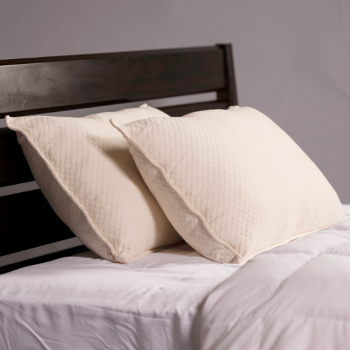 Melange Silhouette Pillow Stacked Lifestyle