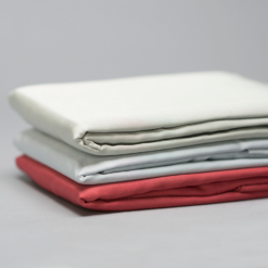 Bamboo Pillow Covers Colorful Close Up