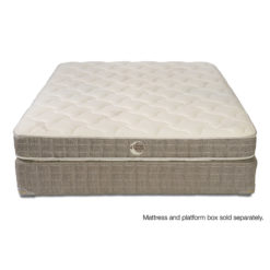 Whitman Firm Mattress Front View
