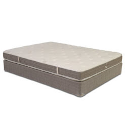 Whitman Plush Mattress Side View