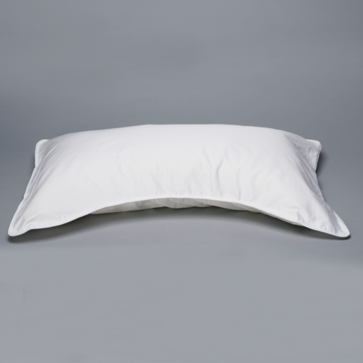 Melange Profile Side Sleeper Pillow Cover with Pillow